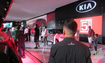 Confyal marca presença na 30ª edição do Salão Internacional do Automóvel de São Paulo